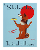 The Shiba Inu Teriyaki House Spesialversjon av Ken Bailey