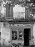 Shop in Sault, Provence, France Photographic Print by Peter Adams