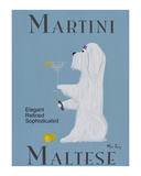 Martini Maltese Limited edition van Ken Bailey