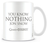 Game of Thrones - You Know Nothing Jon Snow Mug Mug