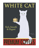 White Cat Premium Coffees Limited Edition by Ken Bailey