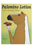 Palomino Lotion Limited Edition by Ken Bailey
