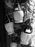 Display of Local Wine for Sale, Siena, Tuscany, Italy Photographic Print by Ruth Tomlinson