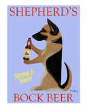 Shepherd's Bock Beer Limited Edition by Ken Bailey