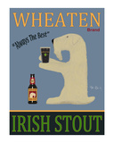 Wheaten Irish Stout Limited Edition by Ken Bailey