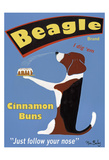 Beagle Buns Limited Edition by Ken Bailey