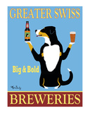 Greater Swiss Breweries Limited Edition by Ken Bailey