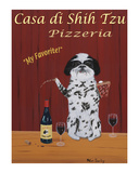 Casa Di Shih Tzu Limited Edition by Ken Bailey