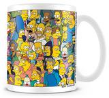 The Simpsons - Character Mug Mug