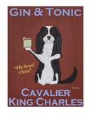 Cavalier Gin & Tonic Spesialversjon av Ken Bailey