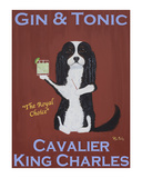 Cavalier Gin & Tonic Limitierte Auflage von Ken Bailey