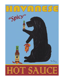 Havanese Hot Sauce Limited Edition by Ken Bailey