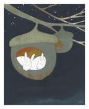 Acorn, Sweet Acorn Posters af Kristiana Pärn
