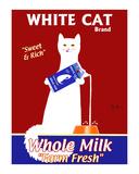 White Cat Milk 限定版 : ケン・ベイリー