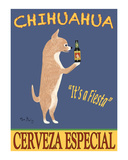 Chihuahua Cerveza Limited Edition by Ken Bailey