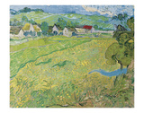 """Les Vessenots"" in Auver, 1890 Print by Vincent van Gogh"