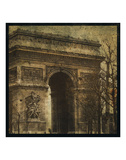 Arc de Triomphe Art by John W. Golden