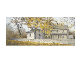 A Blanket of Gold Prints by Ray Hendershot
