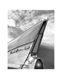 '57 Fin Print by Richard James