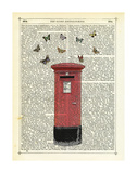 Air Mail Prints by Marion Mcconaghie