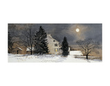 A Cold Night Posters by Ray Hendershot