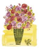 (Stamped) Basket of Flowers, 1958 Posters por Andy Warhol
