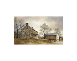 A Pennsylvania Morning Prints by Ray Hendershot