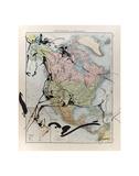 Atlas Prints by Richard James