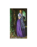 April Love, ca. 1855 Prints by Arthur Hughes