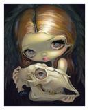 Alchemical Angel I Póster por Jasmine Becket-Griffith