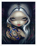 Alchemical Angel IV Lámina por Jasmine Becket-Griffith