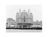 Atlantic City's Marlborough-Blenheim Hotel, ca. 1908 Posters by  Vintage Photography