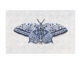 All a Flutter Kunstdrucke von Jennette Brice