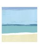 Beach II Print by Cathe Hendrick