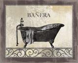 Forma di vasca da bagno III Poster di  NBL Studio