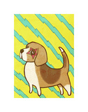 Beagle Poster by  My Zoetrope