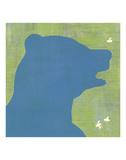 Bear Poster by Erin Clark