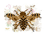 Bee Poster by Teofilo Olivieri