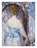 Before the Mirror Prints by Édouard Manet