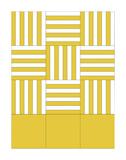 Basket Weave Key Prints by Dan Bleier