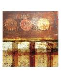Beautiful Rust Poster by Carolina Pecora