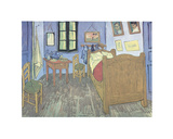 Bedroom at Arles Poster by Vincent van Gogh