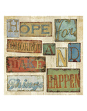 Believe & Hope II Posters by  Daphné B