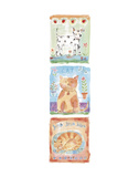 Bow Meow Prints by Jane Claire