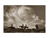 Big Sky Posters by Barry Hart