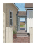 Breezeway Prints by Edward Gordon