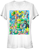 Women's: Legend of Zelda- Windwalker Cast T-Shirt