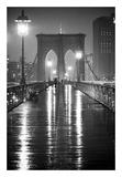 Brooklyn Bridge Posters by Oleg Lugovskoy