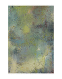 Blue and Green Musings I Prints by Jeannie Sellmer