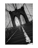 Brooklyn Bridge 1, 2010 Prints by Moises Levy
